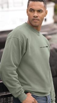 Buy Colors Hanes Comfort Blend Crew Neck Sweatshirt