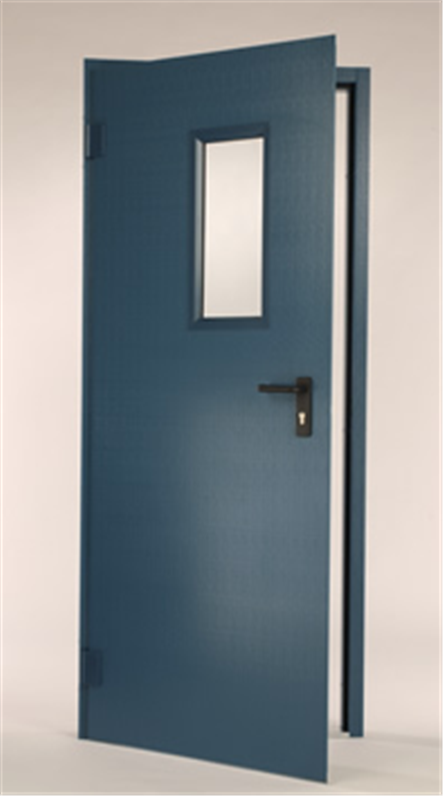 противопожарные металлические двери на заказ