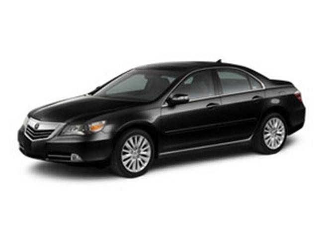 Buy Acura RL 2012 New Car