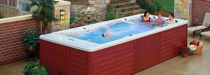 Buy Master Spas H2X Swim Spa