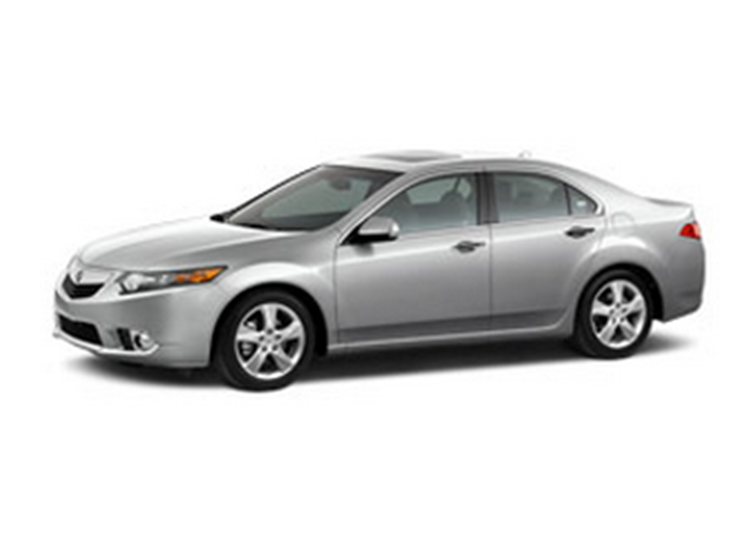 Buy Acura TSX 5-Speed Automatic 2012 New Car