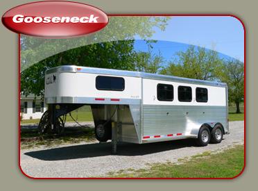 Buy Gooseneck horse trailers