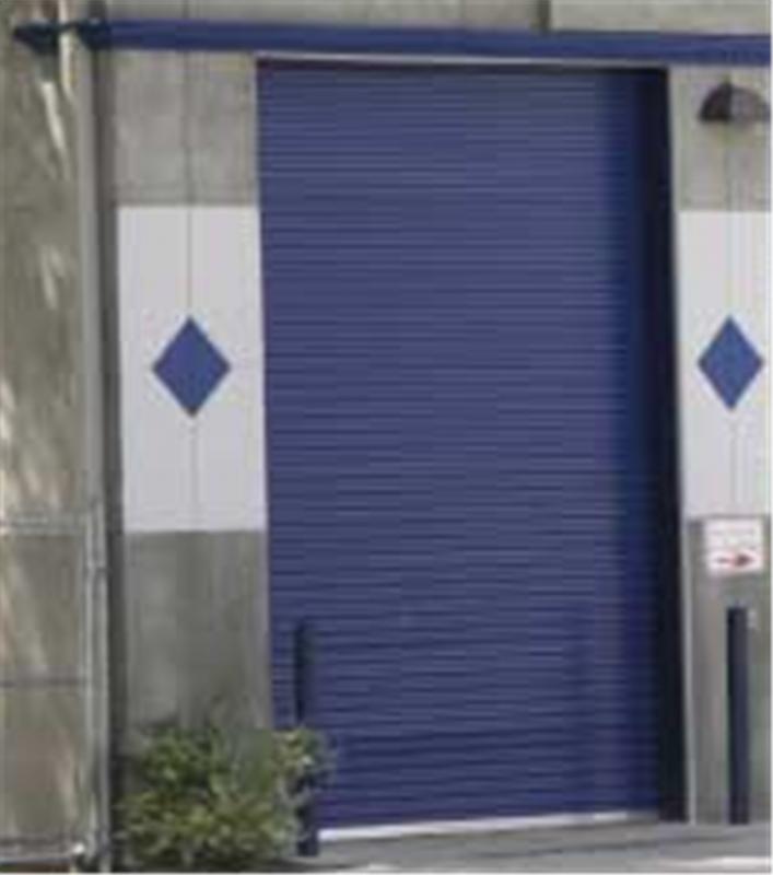 Two door garage