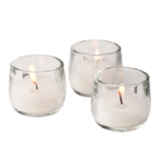 Buy D-Lites Candles Clear