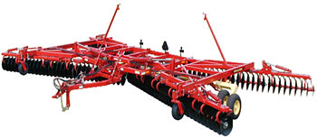 Buy Disc Harrows Krause 7400-41 and 7400-46 Models