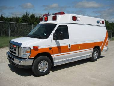 فروش  آمبولانس مخصوص خودرو