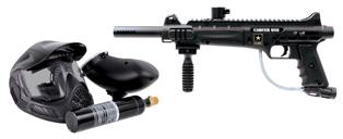 Buy T106401 - U.S. Army Carver One PowerPack - Black Marker - Paintgun Packages