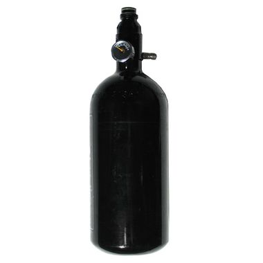 Buy 48ci 3000psi Aluminum HPA Compressed Paintball Air Tank