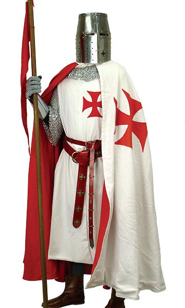 Buy Historical Clothing Templar Tunic