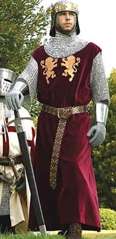Buy Historical Clothing Lionheart Tunic