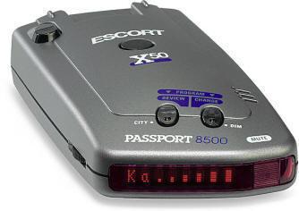 Buy Radar Detector Passport 8500 X50