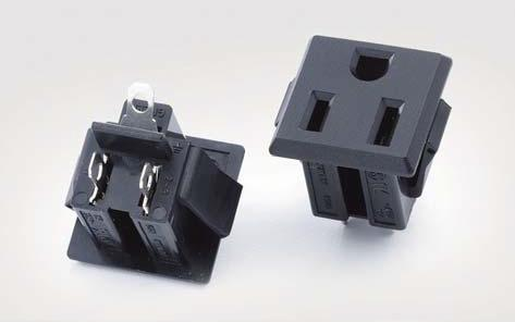 Buy AC Inlets & Outlets