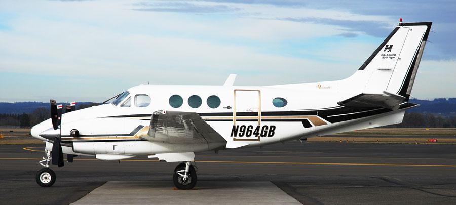 Beechcraft King Air For Sale C90 Hawker Beechcraft King Air C90