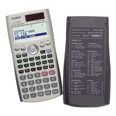 Financial Calculator Casio Fc Buy In Elyria