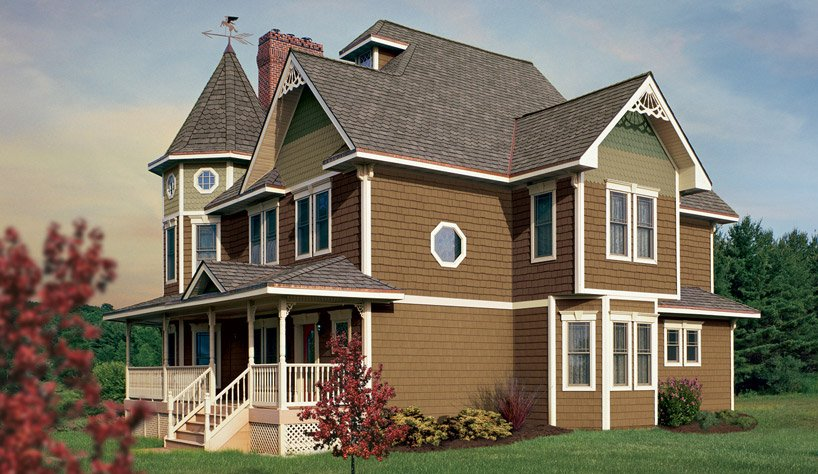 """Buy Cedar Impressions® Double 7"""" Staggered Perfection Shingles"""