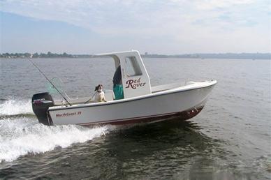 Northcoast 19 Center Console Boat