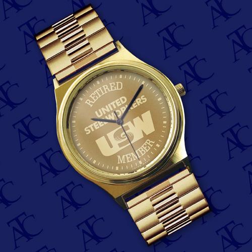 Buy USW Retired Member Medallion Watch