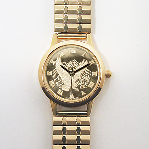 Buy Ladies Round Eagle Watch