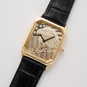Buy Men's Rectangle Eagle Watch