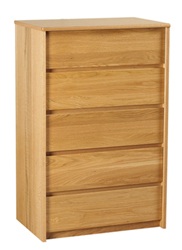 Buy The Nittany 5 Drawer Chest by Savoy