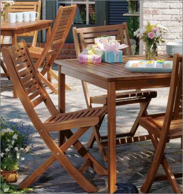 Buy Oxford Garden Capri Folding Chair