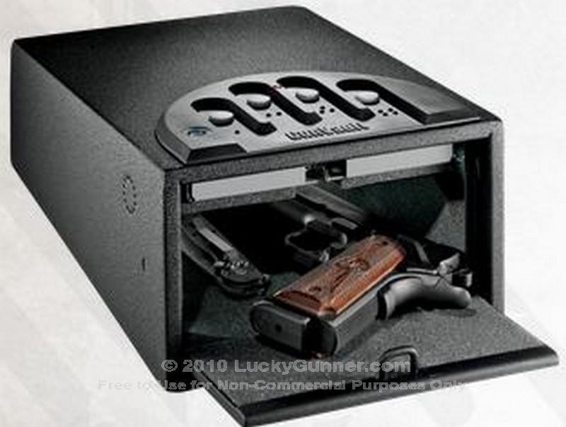 Buy GunVault Digital Handgun Safe - MiniVault Standard