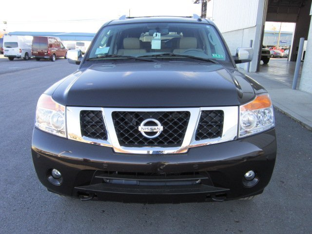 Buy Nissan Armada Platinum SUV
