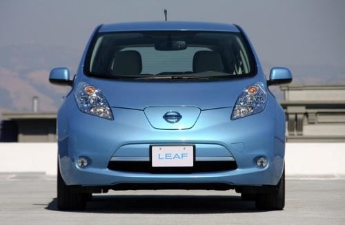 Buy Nissan LEAF Hatchback Car