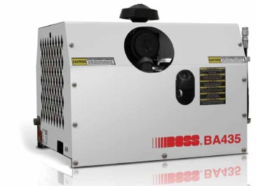 Boss BA435 Reciprocating Air Compressor