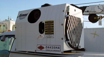 IMT DA435HA Hydraulic Drive Air compressor