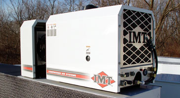 IMT 60 CFM Rotary Screw Air Compressor