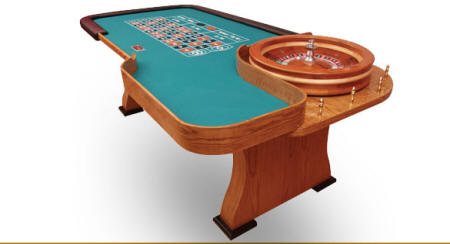 Buy Roulette Tables RT909