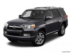 Toyota 4Runner New Car