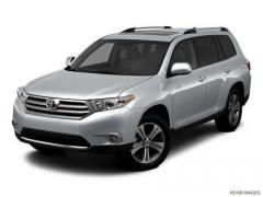 Toyota Highlander New Car