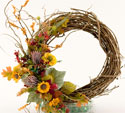 12 Inch Grapevine Wreath
