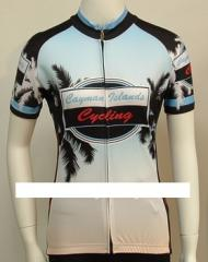 Women's Cayman SS Jersey USA Sizing Xs Thru