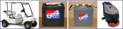 Golf Cart/Floor Scrubber Batteries