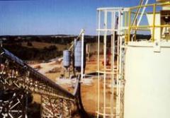 Intermediate Diameter Bulk Storage Silos