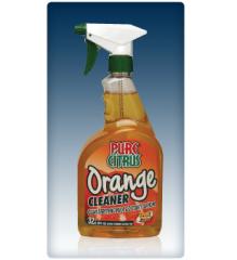 Pure Citrus Orange Cleaner