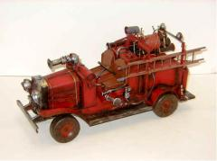 Antique Style Fire Truck FG-01