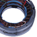 Magnetic bearing systems
