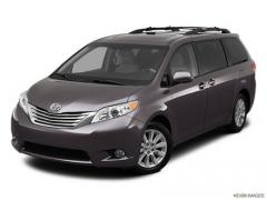 Toyota Sienna New Car