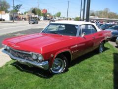 1965 Chevrolet Impala Used Car