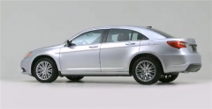 2012 Chrysler 200 Limited Sedan Vehicle