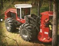 Prentice 2470-2570-2670 Wheel Feller Bunchers