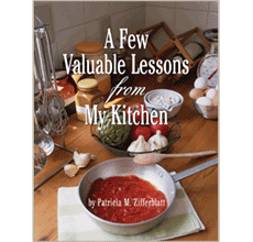 A Few Valuable Lessons From My Kitchen Booklet