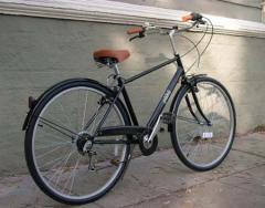 Pake Urban 6 Complete Bike