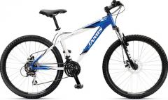 2010 Jamis Trail X2 Bike