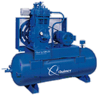 Quincy Air Compressors