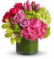 New Sensations Floral Arrangement T82-3A